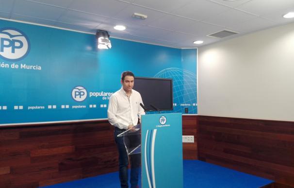 """Teodoro García (PP): """"El deber democrático de la oposición es dejar gobernar a Rajoy"""""""