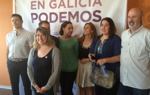 Podemos Galicia debate en Santiago cómo presentarse a las elecciones y si acudirá a la asamblea de las mareas del sábado