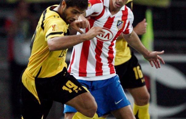 Tiago, listo contra el Zaragoza y Agüero ultima su recuperación