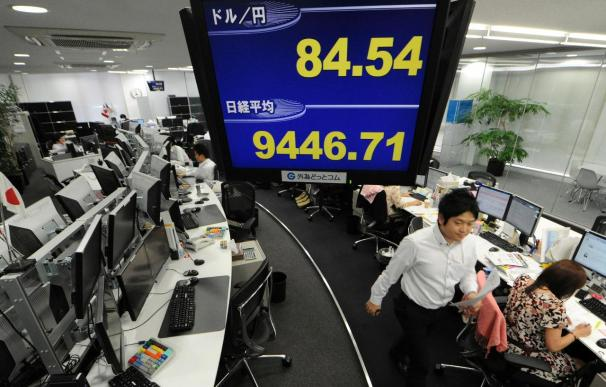 Los rumores de intervención sobre el yen contienen las pérdias de Tokio