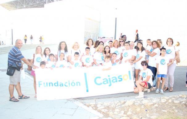 Diversos colectivos sociales disfrutan del concierto de Alejandro Sanz gracias a Fundación Cajasol
