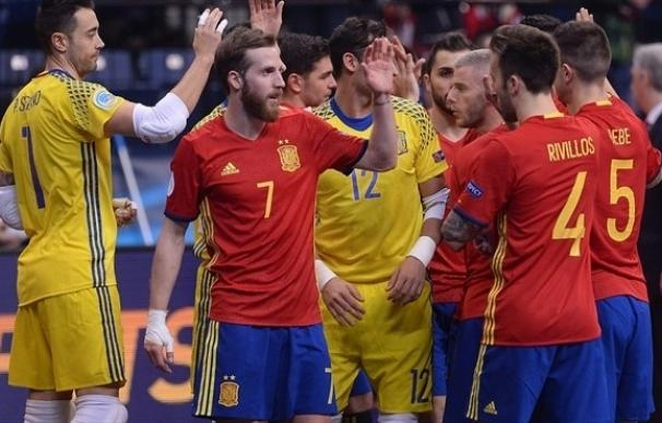 España repite victoria contra Egipto en el segundo amistoso