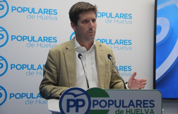 El PP denuncia que la Junta no hará obra nueva en la provincia antes de 2020