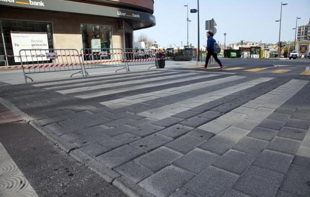 La reparación de la Avenida de la Concordia comenzará el miércoles