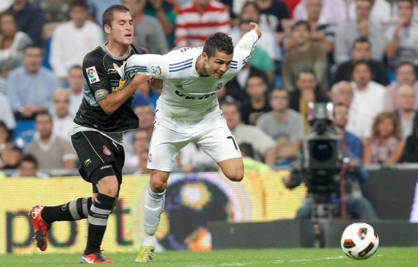 Cristiano Ronaldo lleva al Real Madrid al liderato de la Liga