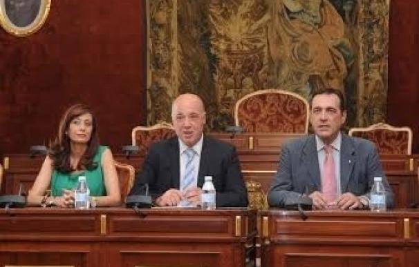 Diputación y Anfane colaborarán en la defensa de viviendas de familias en riesgo de exclusión social