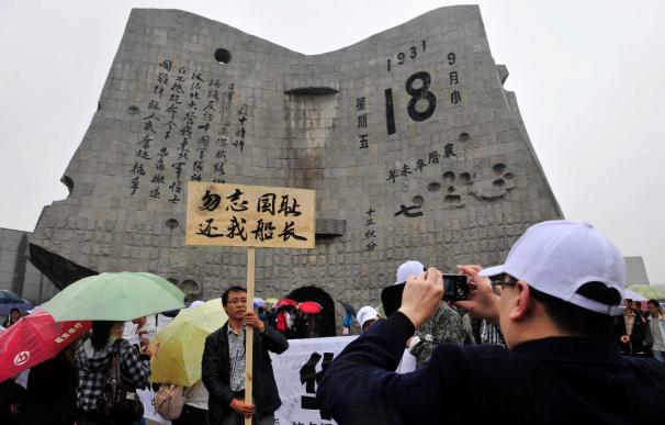 China notifica a Japón la detención de cuatro de sus nacionales