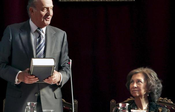 Los Reyes llegan a San Fernando para conmemorar el nacimiento del parlamentarismo