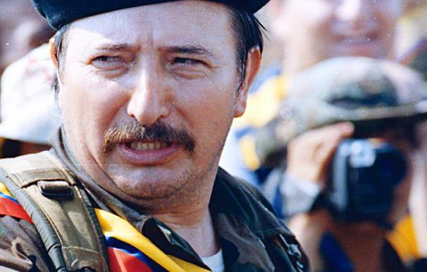 El líder guerrillero de las FARC, 'Mono Jojoy' - EFE