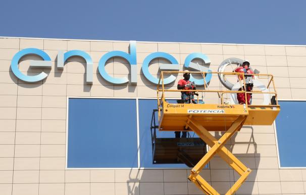 Endesa estrena logotipo en su sede de Baleares