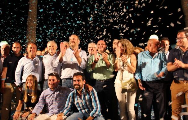 Joaquín Segado, elegido nuevo presidente del Partido Popular de Cartagena