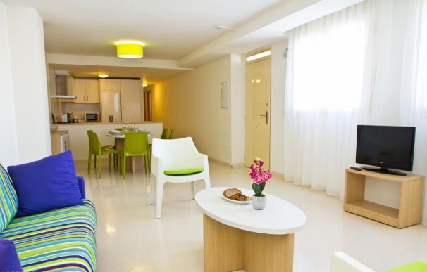 Los apartamentos de Baleares registran un 81,7 por ciento de ocupación, la mayor cifra del país