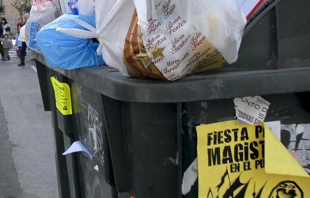 Cada español generó 465 kilos de basura en 2008, según una encuesta del INE