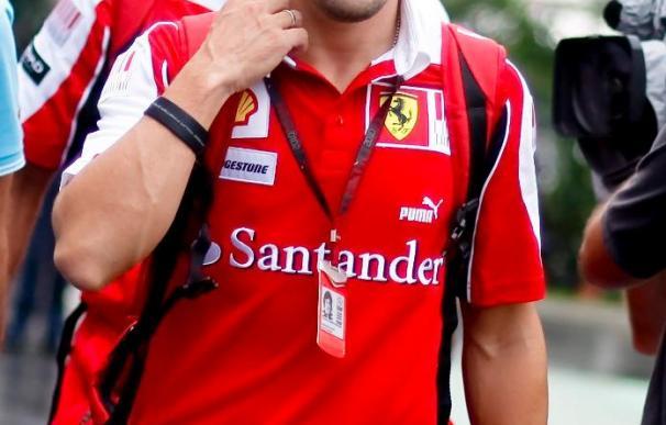 Alonso asegura que ganará el título y que Vettel solo será tercero