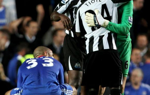 Chelsea v Newcastle United - Carling Cup 3rd Round
