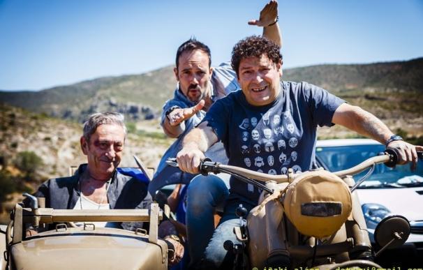La película 'Bendita Calamidad' continúa su gira por Aragón
