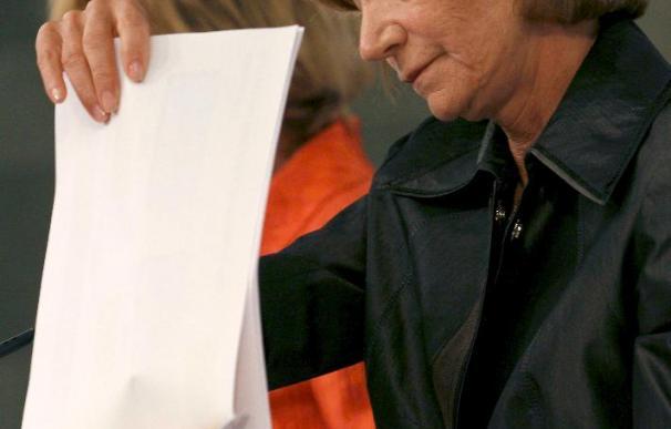 El Gobierno cree que habrá más paro en 2011, con una tasa del 19,3%