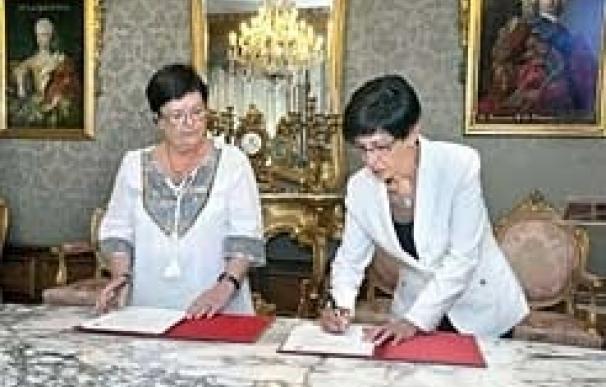 Navarra y la CAV firman un protocolo de colaboración para la formación en materia de seguridad pública