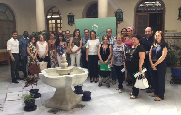 La Junta contribuye con 60.000 euros a proyectos de 12 entidades jiennenses dirigidos a la población inmigrante
