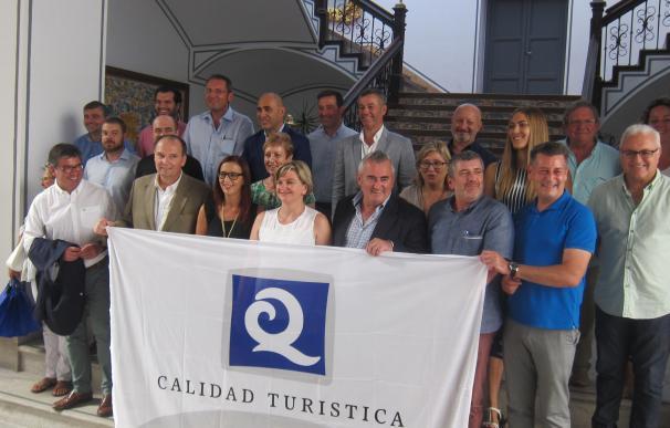 Los pueblos de interior podrán optar también a una bandera 'Q' por la calidad sus recursos turísticos