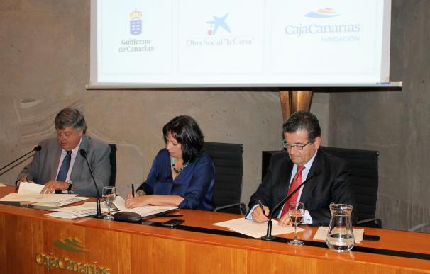 Destinan 110.000 euros a proyectos medioambientales en centros educativos de las islas