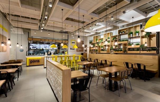 La firma portuguesa Ibersol adquiere el grupo Eat Out, dueño de Pans & Companys y Ribs