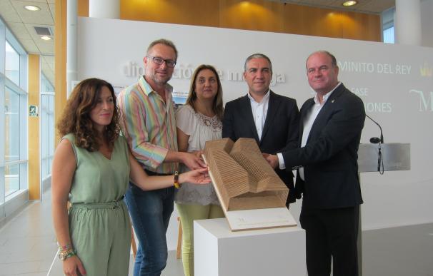 La Diputación invertirá 1,9 millones de euros en la segunda fase del Caminito del Rey