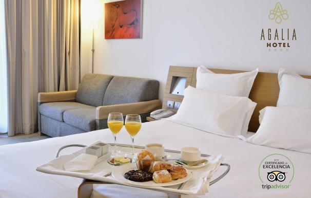Murcia registra la tercera mayor estancia media en apartamentos turísticos y en campings