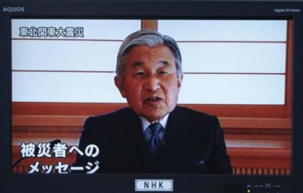 El emperador japonés hace un discurso sin precedentes