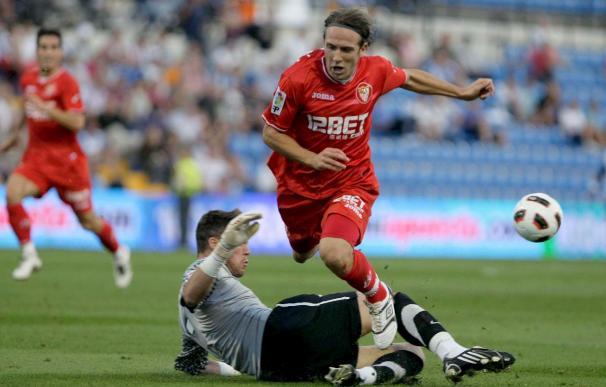 2-0. El Hércules se estrena en casa y pone a Antonio Álvarez contra las cuerdas