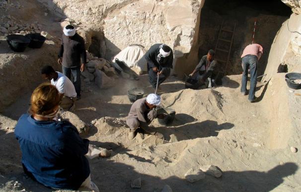 Expertos españoles buscarán en Luxor el tesoro que se resistió a los ladrones