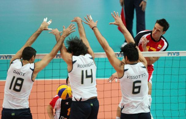 3-1. Brasil se asegura el pase ante una España que sigue dando mucha guerra