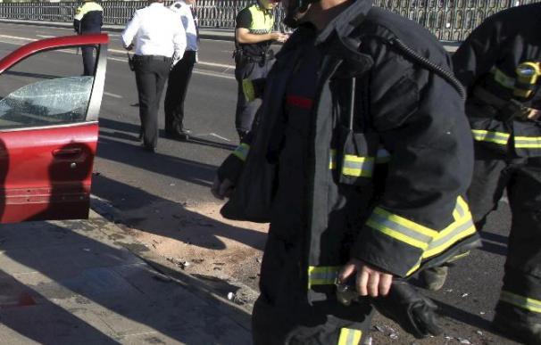 Muere un joven de 17 años y otros tres sufren heridas graves cerca de Barcarrota