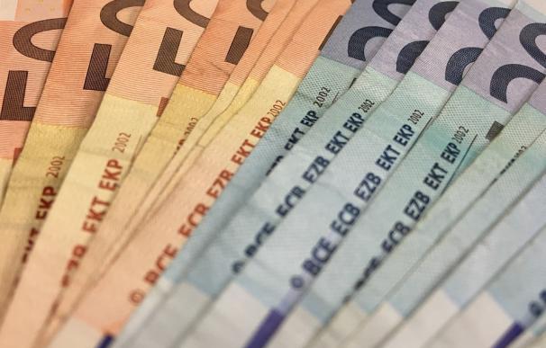 ¿Cuáles son los billetes de euro son los más falsificados?