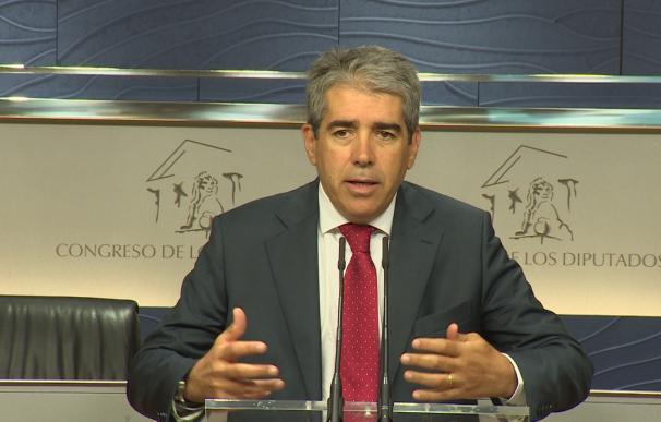 """Homs dice que la decisión de si CDC tiene grupo """"es jurídica y no puede ser política"""""""