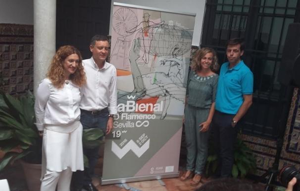 """La Junta ve el flamenco como una """"prioridad en política cultural"""" y aportará más de 330.000 euros a la Bienal"""