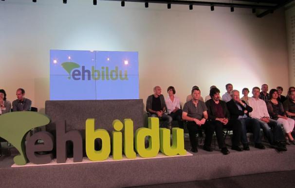 Presentada EH Bildu, marca abertzale para las autonómicas vascas