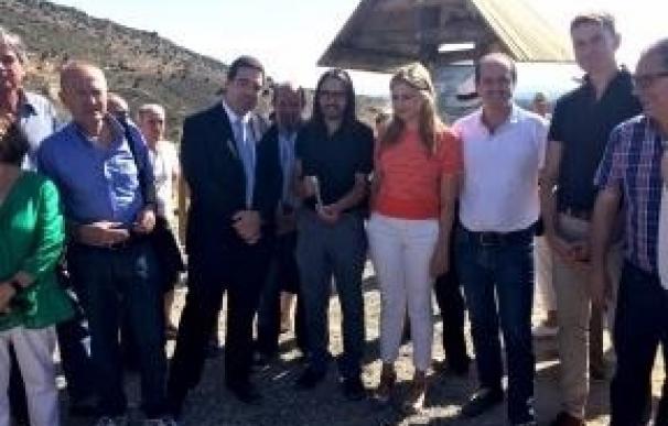 Junta finalizará en próximas semanas el trámite para que el estratotipo de Fuentelsaz sea monumento natural regional