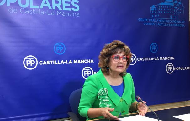 """PP acusa a Page de ir a Albacete a """"mentir"""" sobre las obras del hospital """"como ya ha hecho Toledo, Cuenca o Puertollano"""""""