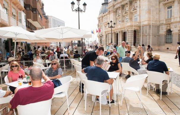 La Región registra el mayor crecimiento del país en el número de viajeros en establecimientos hoteleros