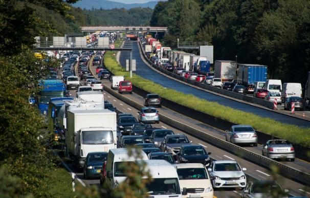 Tráfico prevé 1,1 millones de desplazamientos por las carreteras murcianas durante la Operación de Agosto