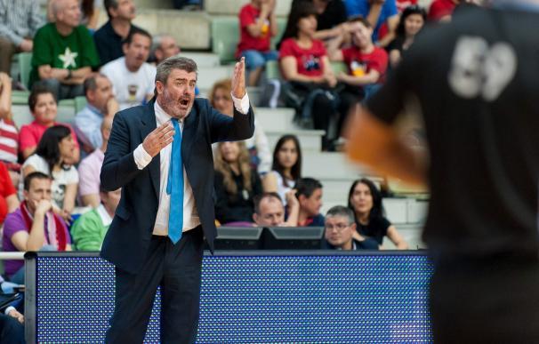 """Óscar Quintana, nuevo entrenador del UCAM Murcia: """"Estoy muy ilusionado"""""""