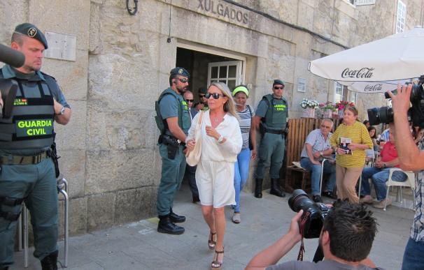 Marina Castaño y los otros investigados de la Fundación Cela acuden de nuevo a los juzgados y se oponen a la imputación