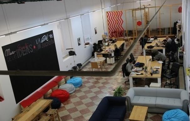 La Térmica convoca a nuevas empresas culturales para desarrollar sus proyectos en su espacio de 'coworking'