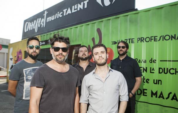 'Emmett' se convierten en los ganadores del Carrefest Music Talent