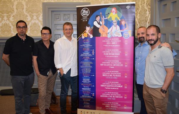 El Festival de Jazz se reinventa con siete conciertos y varias actividades paralelas