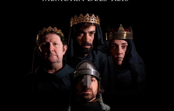 'Ramon Muntaner i la memòria dels reis' se estrena en el Reial Monestir de Santes Creus