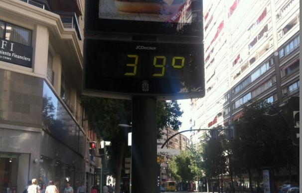 La Región de Murcia estará este sábado en alerta amarilla por altas temperaturas