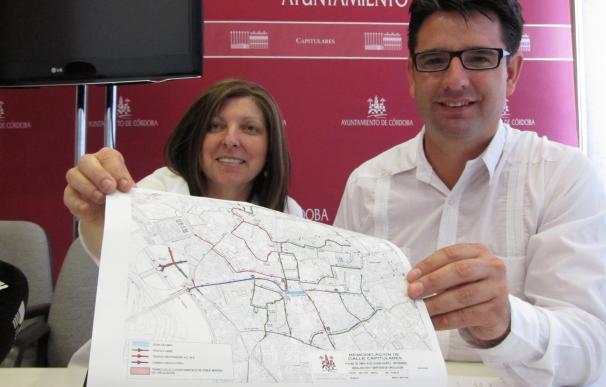 El Ayuntamiento adapta el plan de tráfico al calendario de la obra de Capitulares, que comienza el 8 de agosto