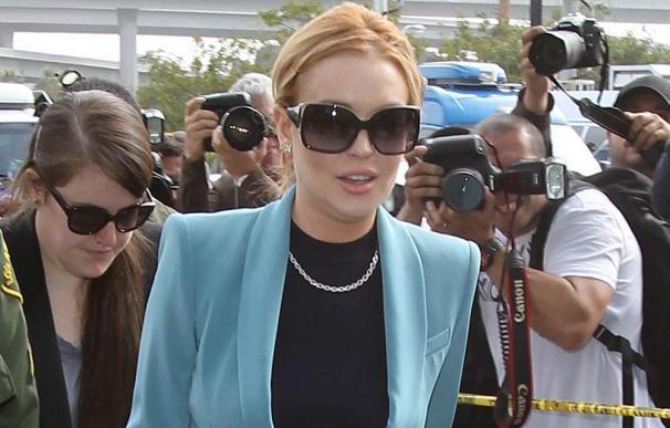 Lindsay Lohan podría haber indemnizado a una enfermera a la que agredió